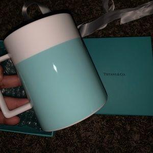 Tiffany & Co Color Block Mug